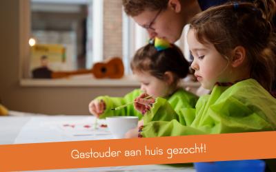 Gastouder aan huis / Nanny gezocht in Nijkerk (15-20 uur)