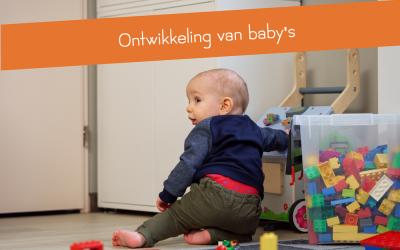 Ontwikkeling van baby's: bewegingsruimte en inrichting
