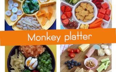 De monkey platter
